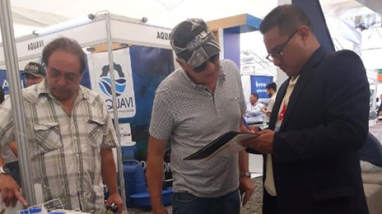 Feria AQUAEXPO Manabí 2018